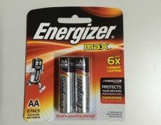 Pin AA Energizer, Pin Energizer