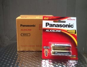 Pin AA panasonic Lr6t/2b, Pin alkaline