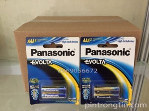 Pin Panasonic Alkaline EVOLTA,pin AAA