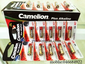 pin camelion A27