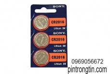 Pin sony cr2016, pin lithium 3v sony giá tốt