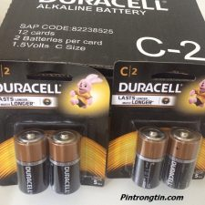 pin duracell C