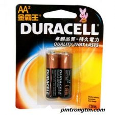 Pin Duracell aa