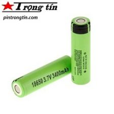pin panasonic 18650 3400mah