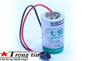 PIN LS26500 SAFT