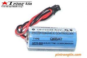 MITSUBISHI-Battery-Q6BAT-PLC