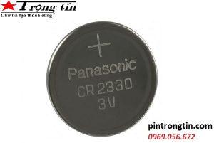 PANASONIC-CR2330-Lithium-Battery