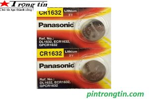 Pin CR1632 Panasonic ,pi 3v cr1632