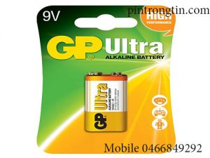Pin Alkaline 9v GP, Pin 9v Gp