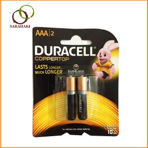Pin Duracell aa