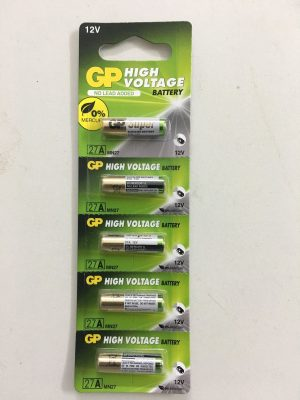 Pin 27A GP Alkaline