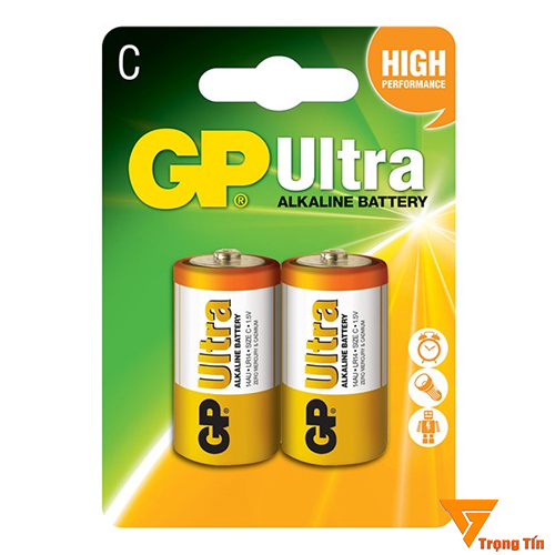 Pin trung GP super alkaline 1.5v 1