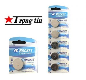 pin cr2025 rocket