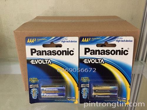 Pin Panasonic Alkaline EVOLTA,pin AAA