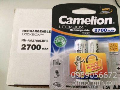 pin camelion sản xuất ở nước nào