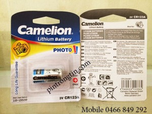 pintrongtin.com pin camelion CR123
