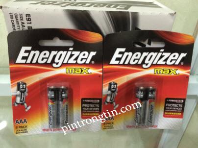 Pin AAA Energizer, pin Energizer giá rẻ
