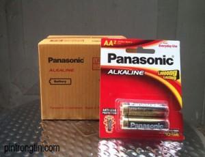 Pin AA Panasonic, Pin Alkaline LR6T/2B