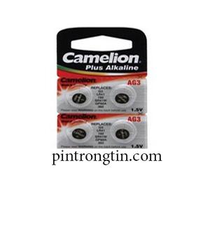 Pin AG3 LR41, Pin 1.5v camelion chính hãng