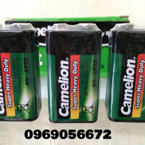 Pin 9v camelion chất lượng cao