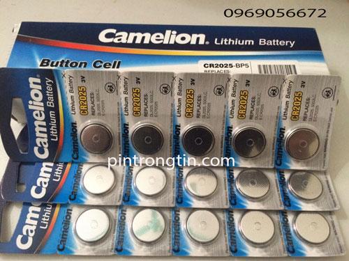 Pin camelion 3v chất lượng chính hãng