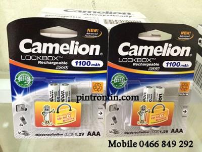 pin sạc AAA camelion 1100