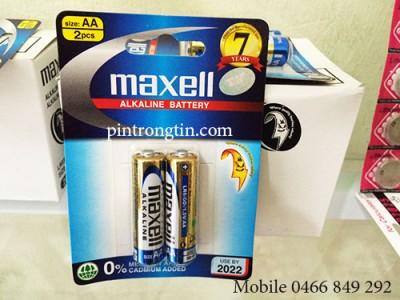 pin maxell aa