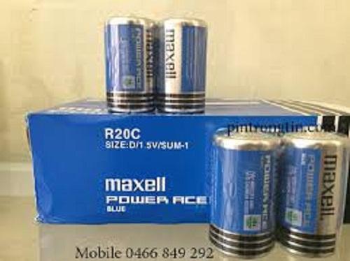 Pin Maxell R20C Đại Power Ace