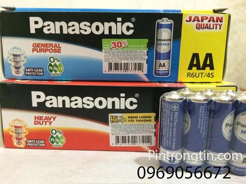 Pin Panasonic AA R6DT/4S, pin AA panasonic