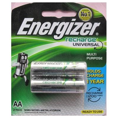 Pin sạc AA Energizer 1500mAh