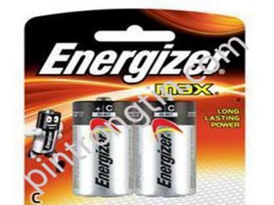 Pin energizer Trung, Pin alkaline