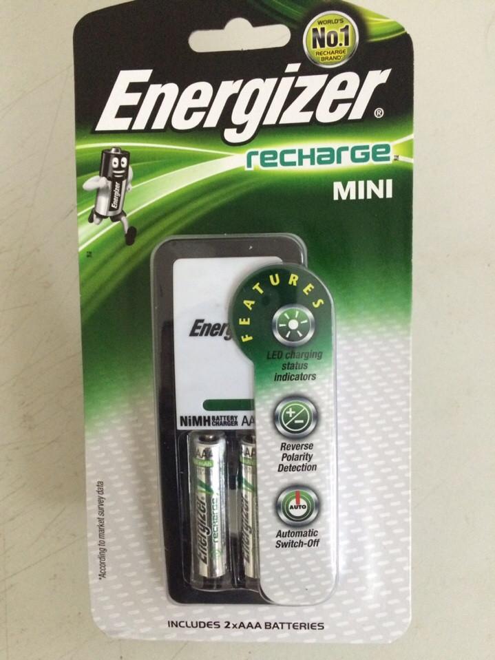 bộ sạc pin CHPC aaa energizer - Pin Trọng Tín