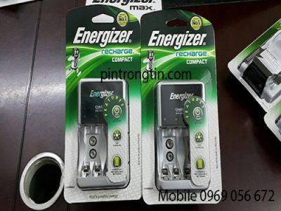 máy sạc pin 9v energizer