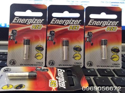 Pin Energizer A27, pin Energizer alkaline 12V