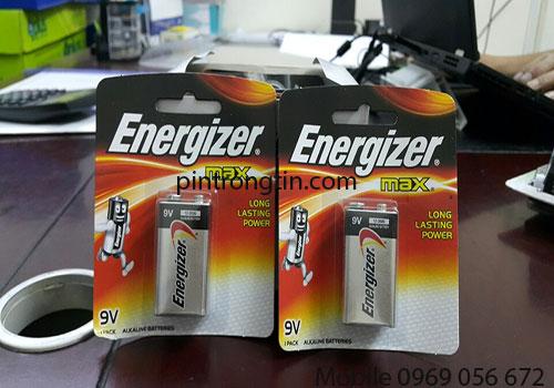 Pin 9v Energizer, pin 9v chính hãng