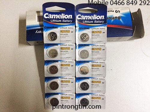 pin-camelion-CR1616. pin 3v CR1616 chính hãng
