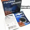 Pin cr2450 renata thụy sỹ