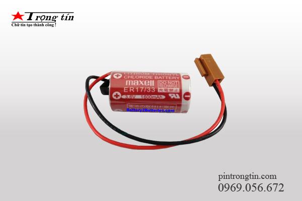 Pin ER17/33 3.6V