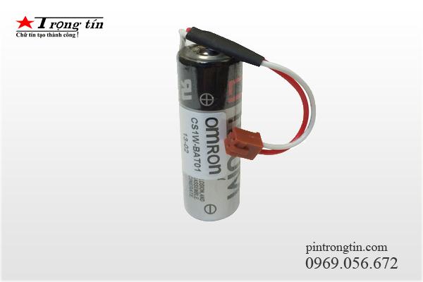 Pin-OMRON-CS1w-BAT01
