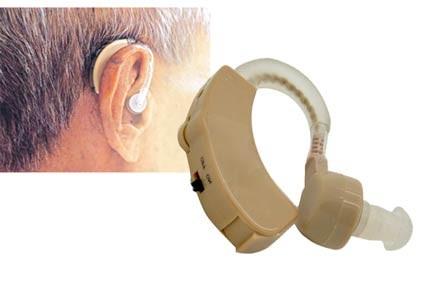 Máy trợ thính cho người cao tuổi