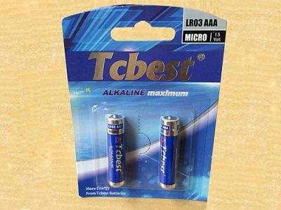 Pin Tcbest AAA ,Pin Alkaline Chất lượng