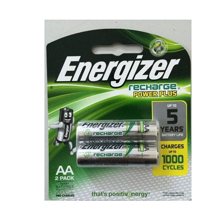 Pin sạc AA Energizer 2000mAh