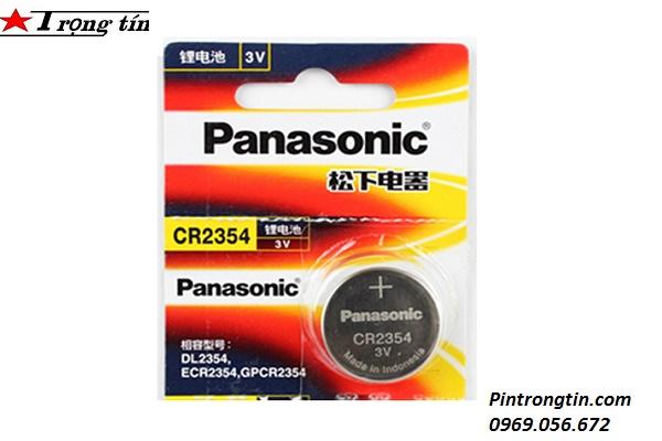 Pin CR2354 Panasonic , Pin Khuy áo 3V
