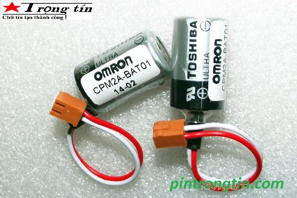 ToSHIBA-CPM2A-BAt01-For-OMRON-CPM2A-BAT01-3-6V