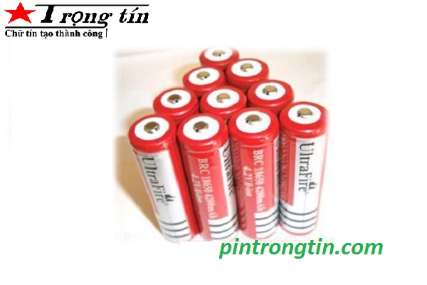 Pin sạc Ultrafire 18650 4200mah 4.2v, pin 18650