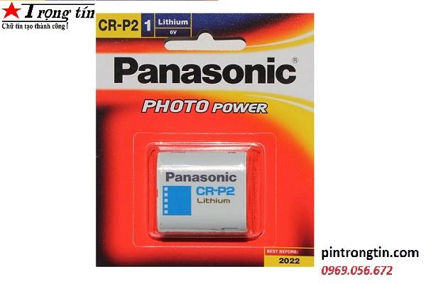 Pin CR-P2 Panasonic , Pin lithium 6v máy ảnh CRP2