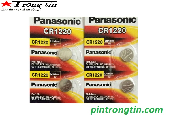 pin cr1220 panasonic