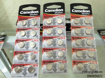 pin camelion ag10