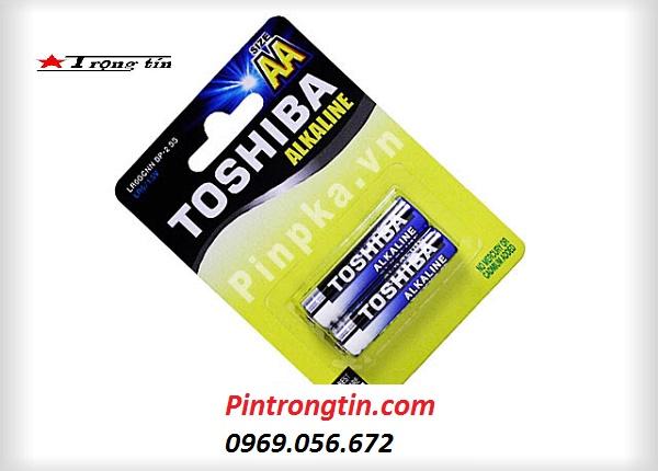 Pin Toshiba Alkaline AA - pin aa