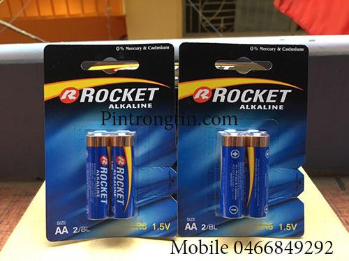 Pin Rocket aa Alkaline